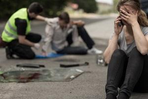 Ein Schockschaden kann Schmerzensgeld nach einem Unfall rechtfertigen.